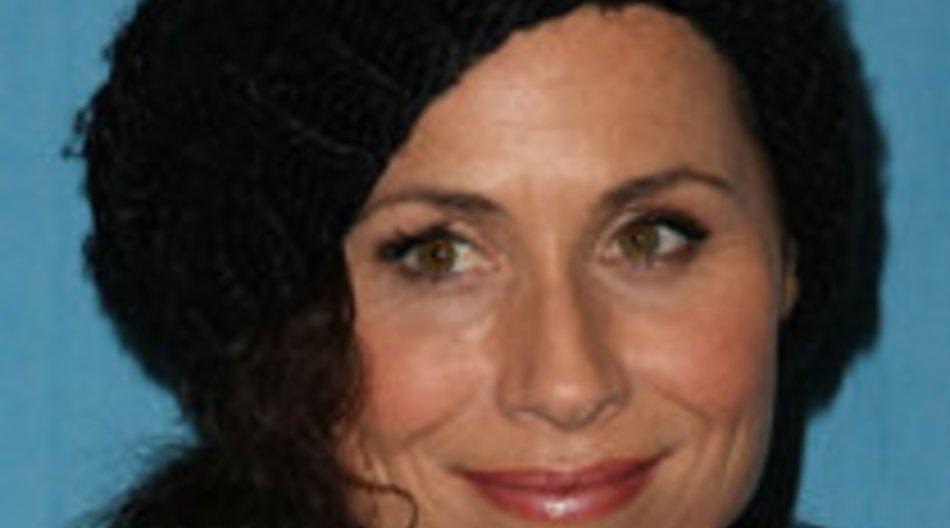 Schauspielerin Minnie Driver beendet ihre Babypause
