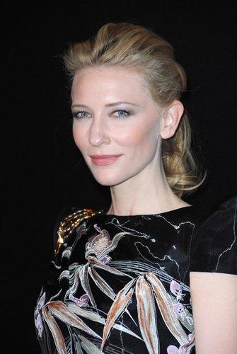 Schauspielerin Cate Blanchett bei Armani Event in Sydney