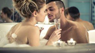 Romantische Überraschung