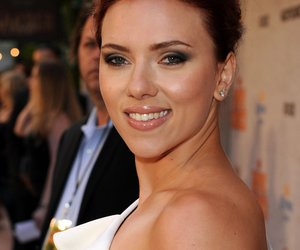 Scarlett Johansson boxt