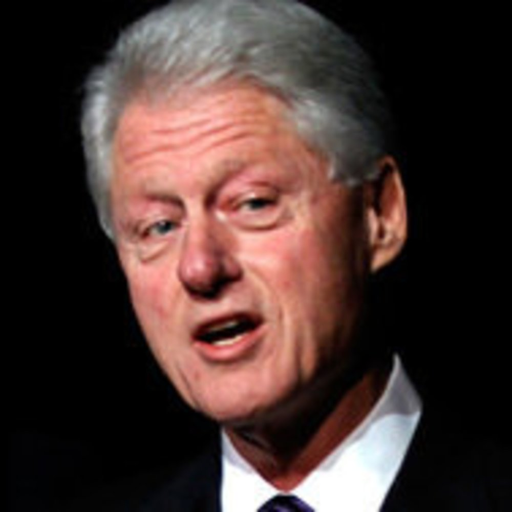 "Bill Clinton in ""Hangover 2""!"