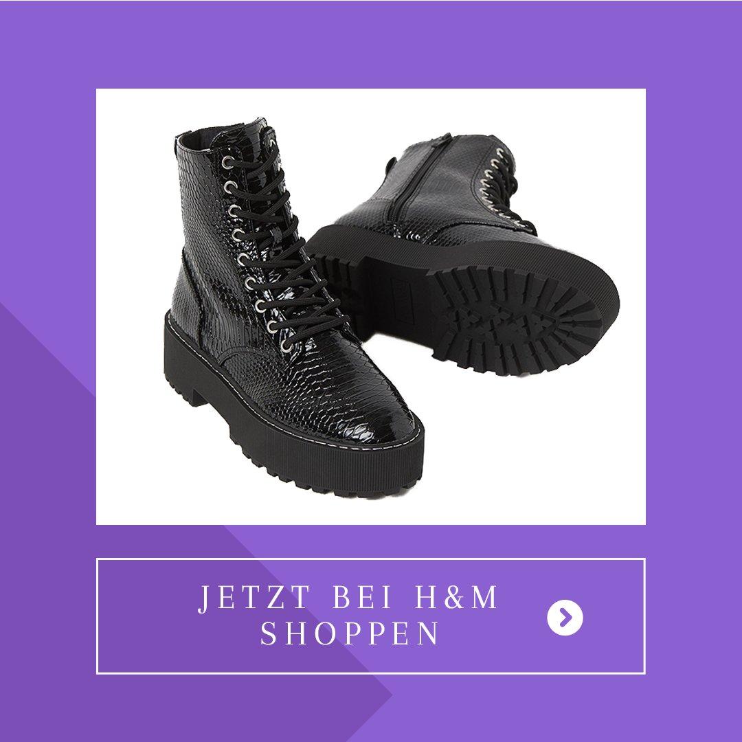 Schürstiefel Boots H&M