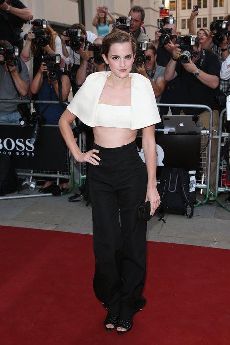 Emma Watson auf dem roten Teppich