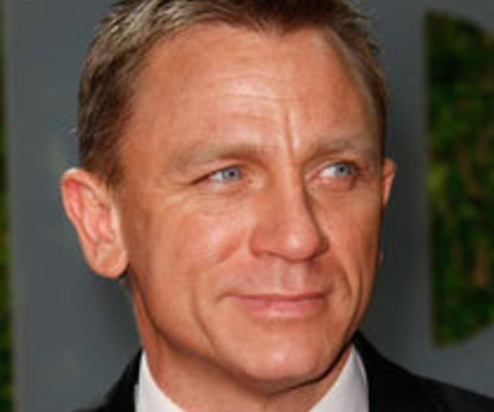 Daniel Craig hat den schönsten Oberkörper