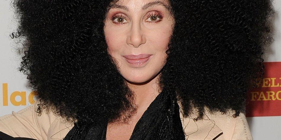 Cher: Ihr Leben wird ein Musical
