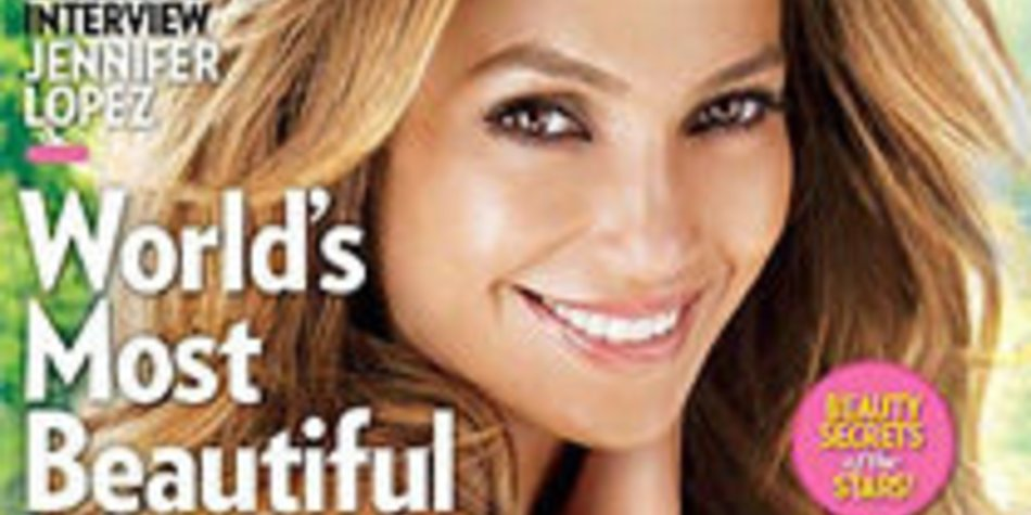 Jennifer Lopez: People's schönste Frau!