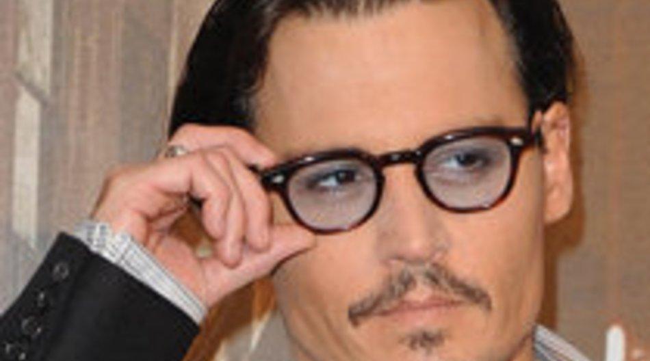 "Johnny Depp: ""Fluch der Karibik 4"""