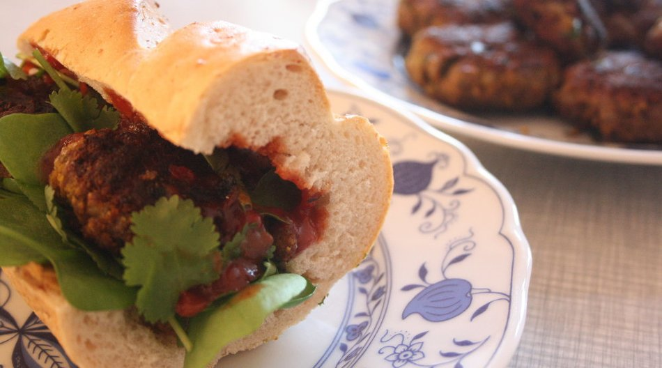 Ein Sandwich für den großen Hunger
