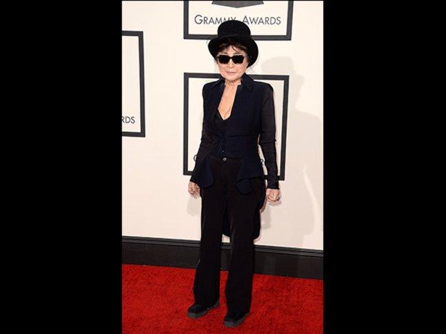 Grammy 2014 Yoko Ono