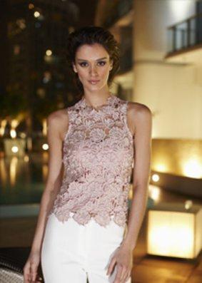Spitze: Modetrend für den Herbst 2010