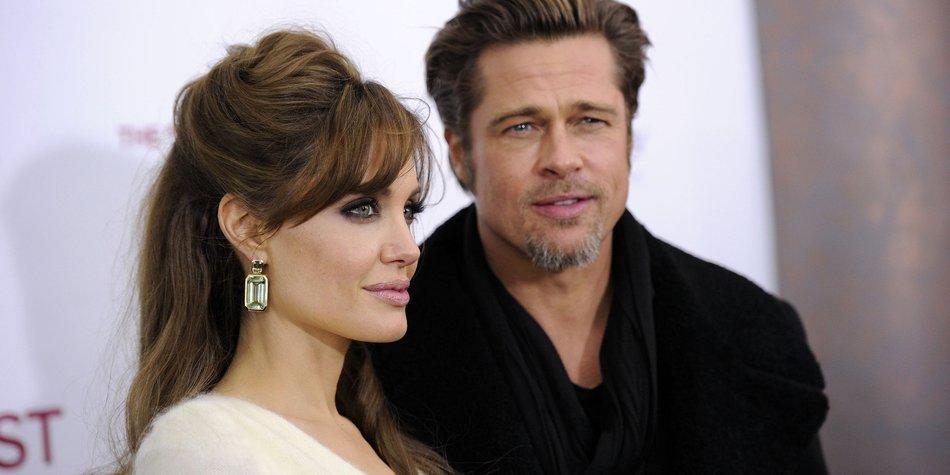 Brad Pitt und Angelina Jolie: Quentin Tarantino darf nicht zur Hochzeit!