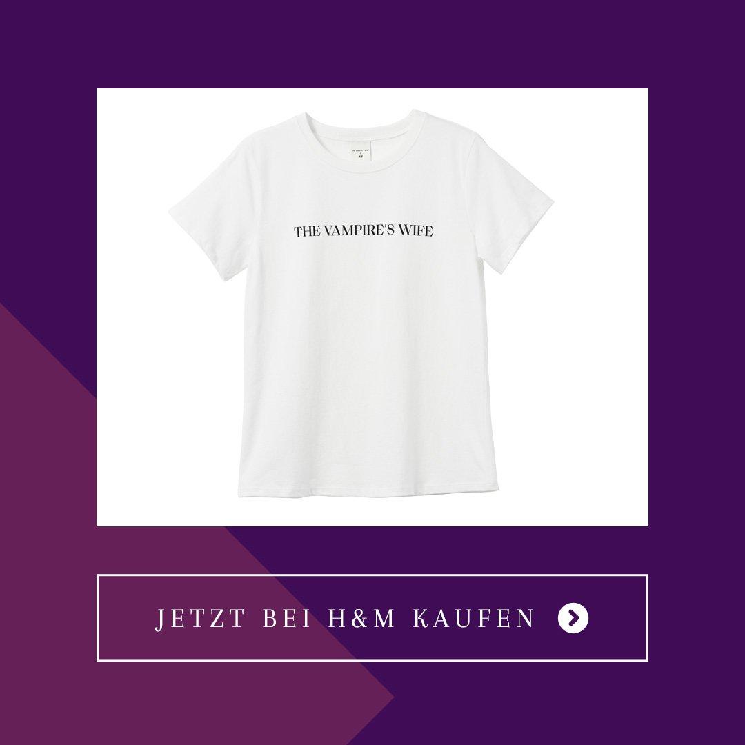 The Vampire's Wife x H&M T-Shirt