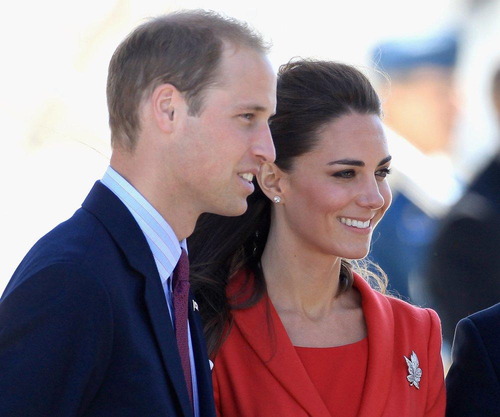 Kate Middleton: Prinz William beantragt Vaterzeit