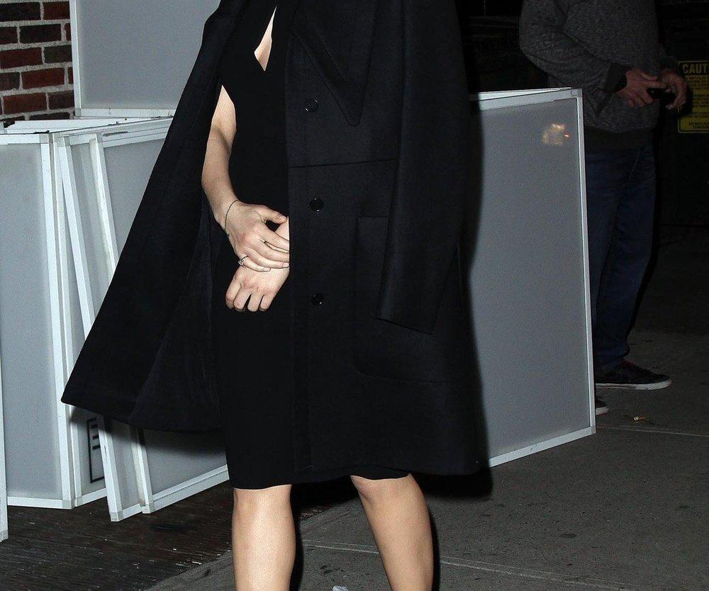 Scarlett Johansson sagt Hollywood Lebewohl!