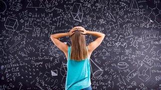Schlecht in Mathe