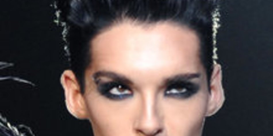 Bill Kaulitz: Modeengel auf der Fashion Week