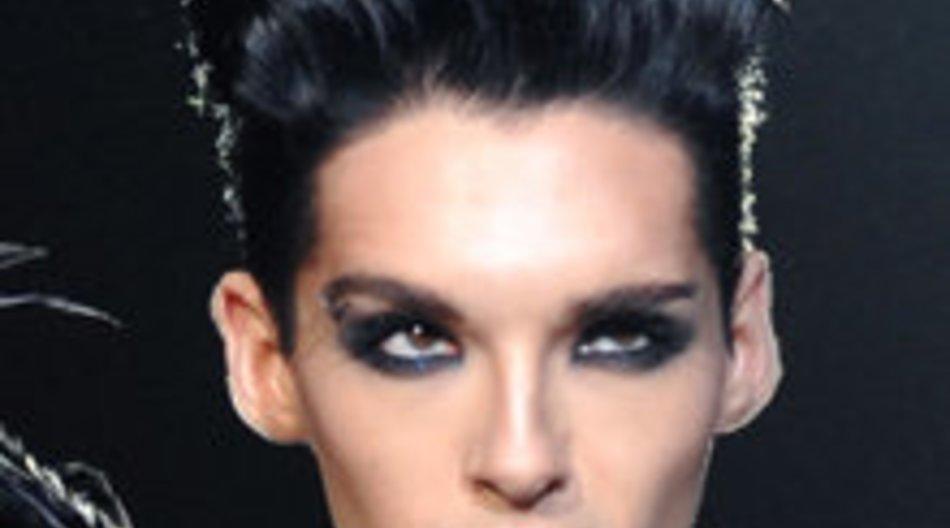 Bill Kaulitz: Modeengel auf der Fashion Week