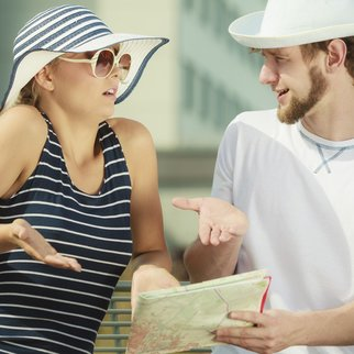 Streit im Urlaub