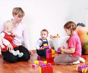Betreuung in der Kindertagesstätte