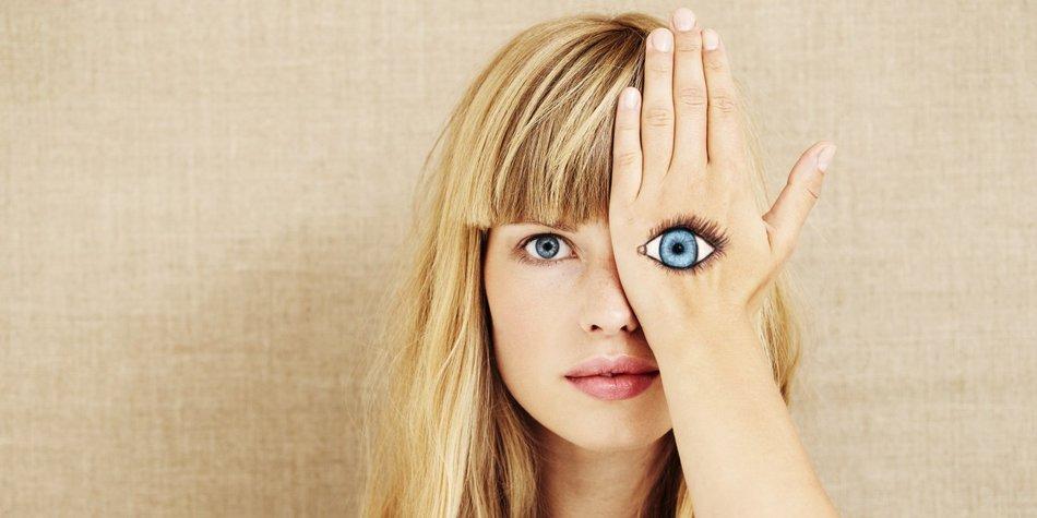 Augenfarbe Bedeutung