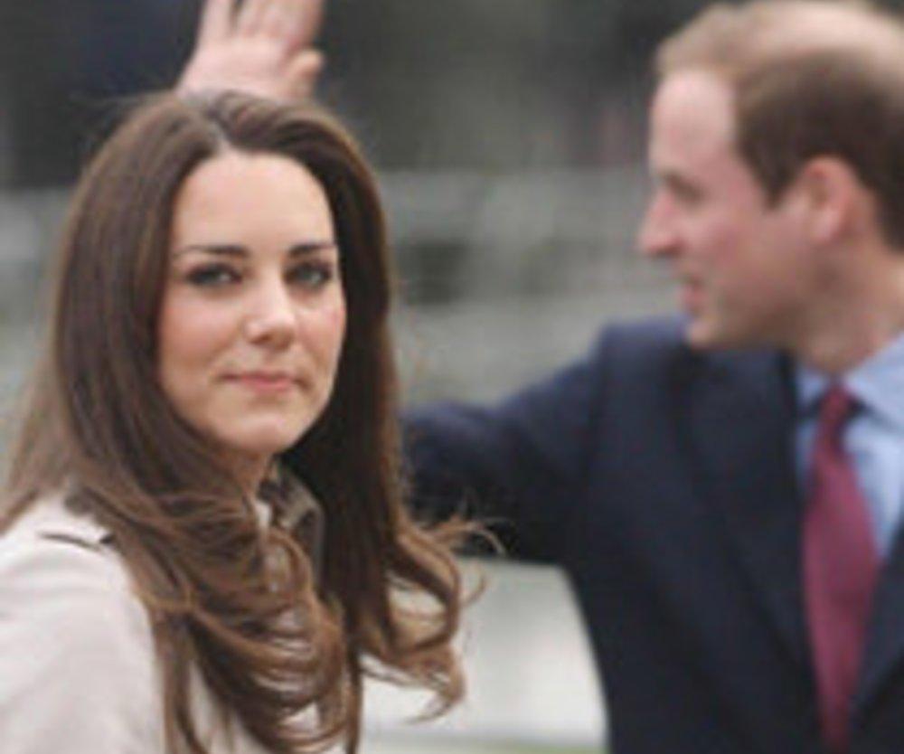 Kate Middleton: Wird der Royal Wedding Stress zu viel?