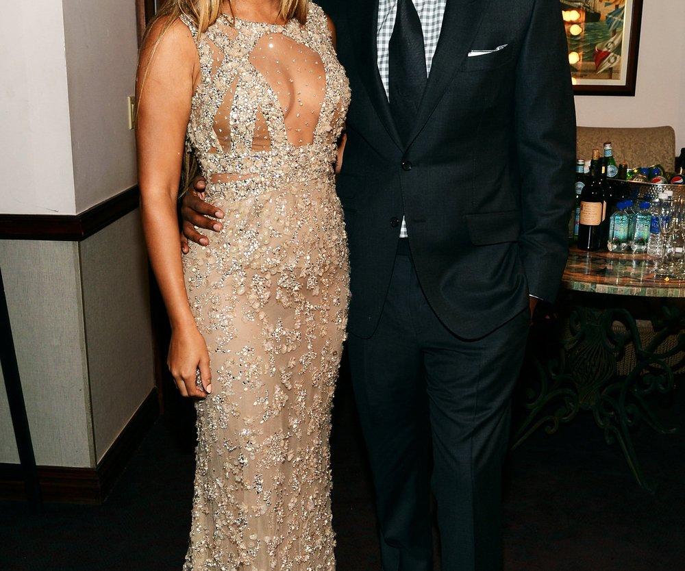 Beyonce hatte mit Babypfunden zu kämpfen