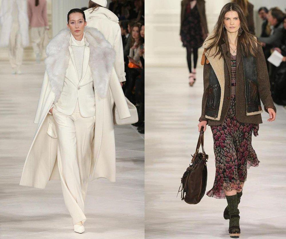 New York Fashion Week: Ralph Lauren weiß zu überraschen