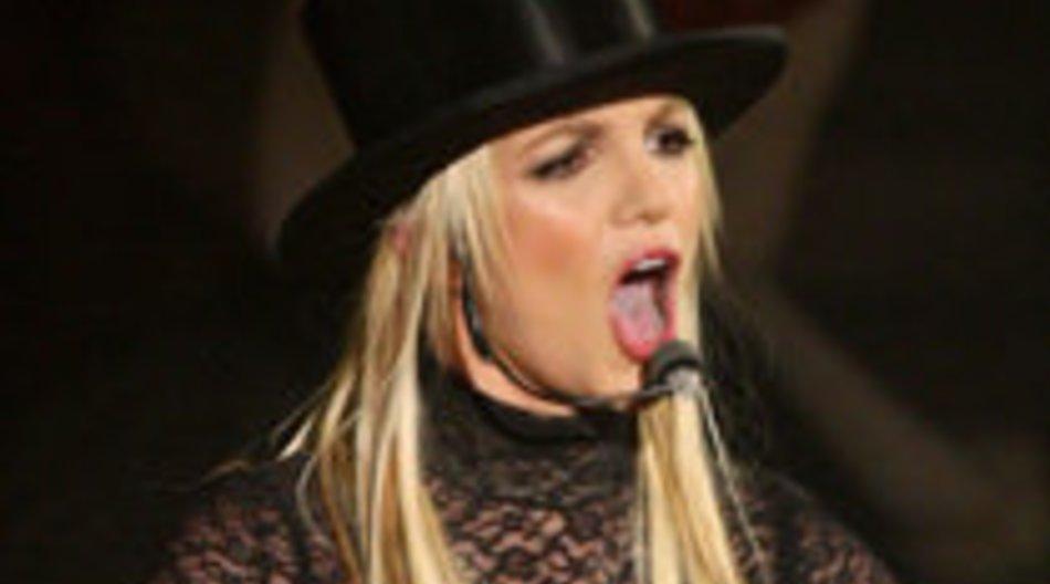 Britney trainiert für ihre nächste Tour