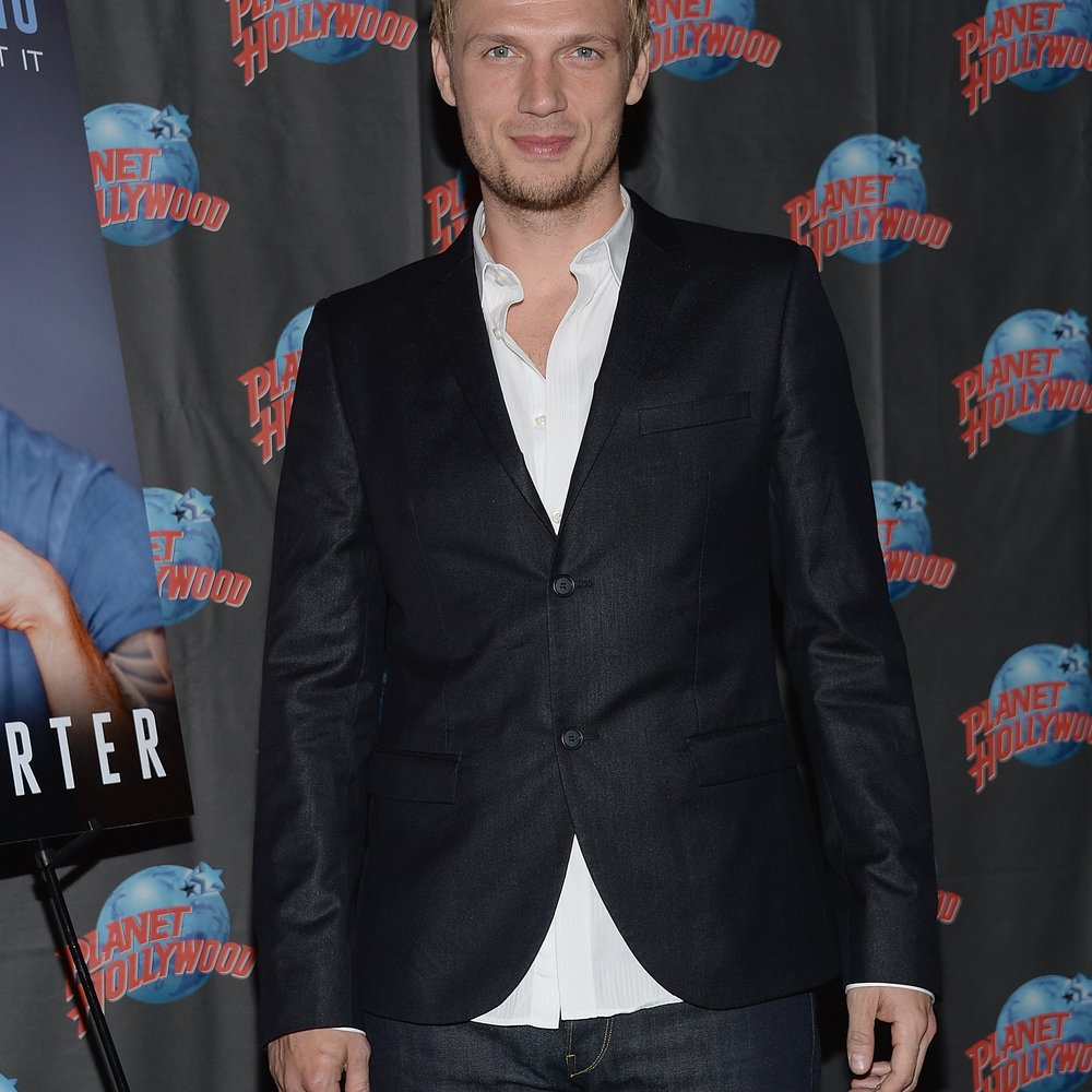 Nick Carter hat geheiratet