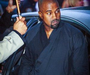 Kanye West wird gestört