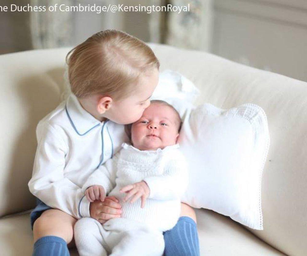 Prinzessin Charlotte wird am Sonntag getauft