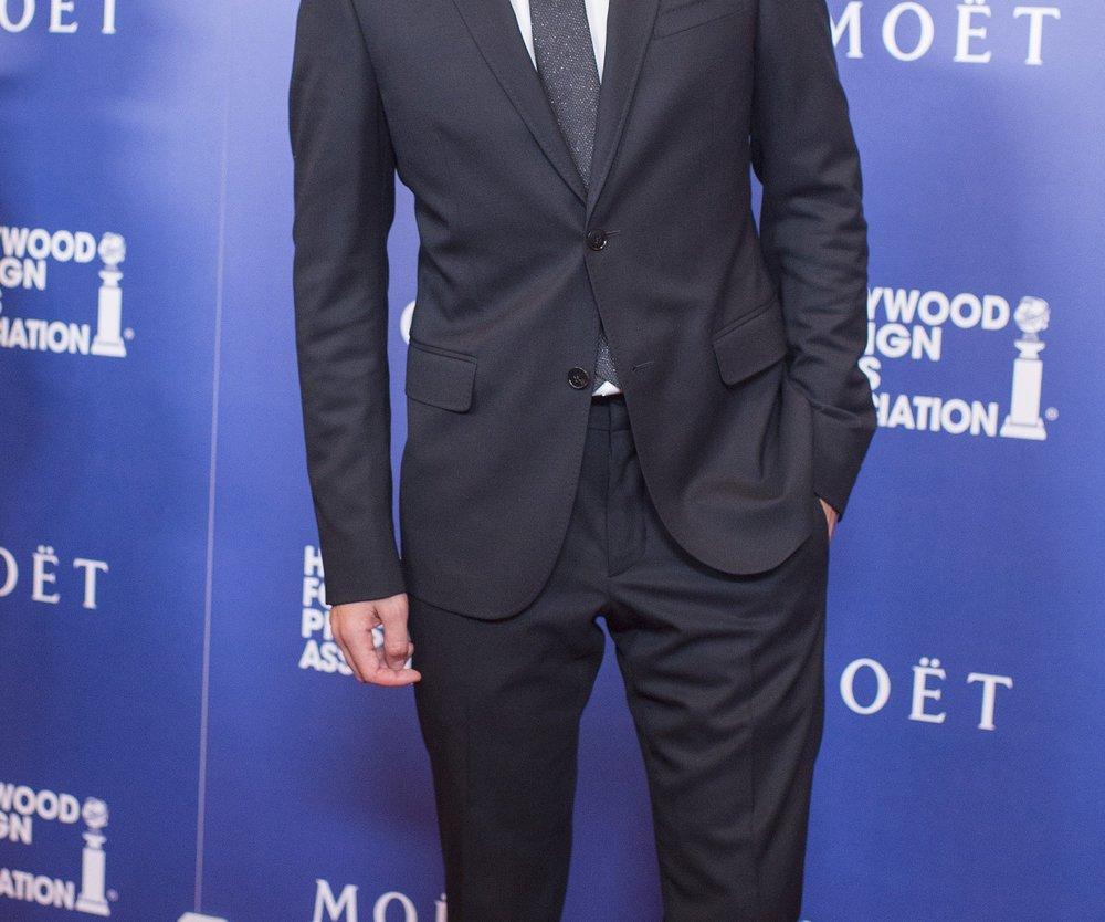 Robert Pattinson: Vom Eiswasser erwischt