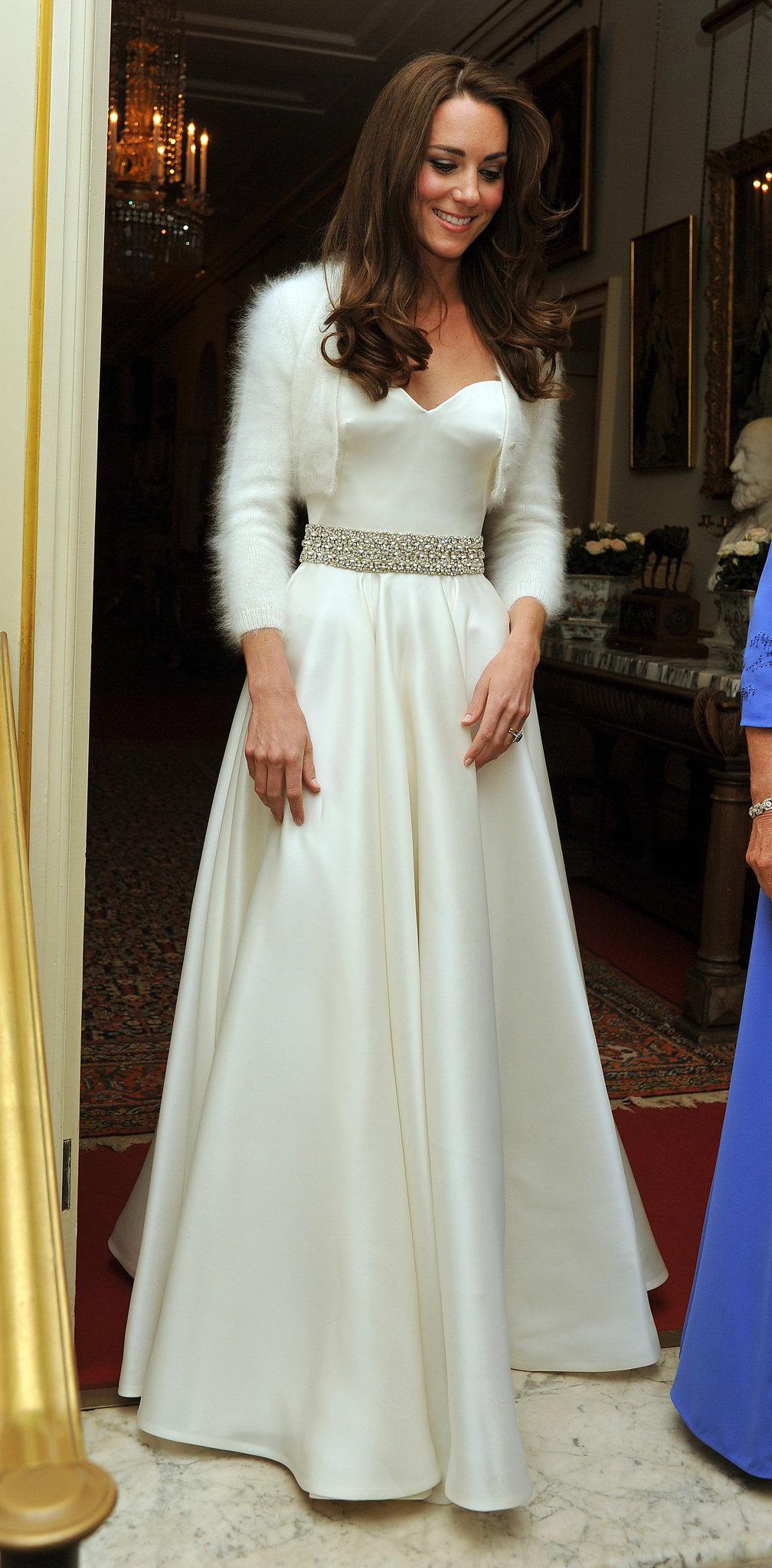 Kate Middleton: Das Kleid für die Party! - Top Story