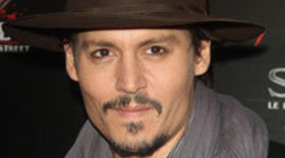 """Johnny Depp in """"Das geheime Fenster"""""""