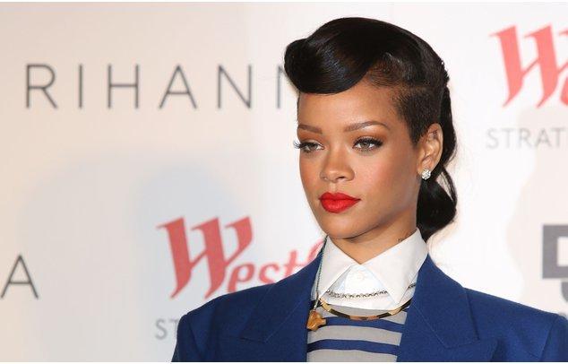 Rihanna hat Stil