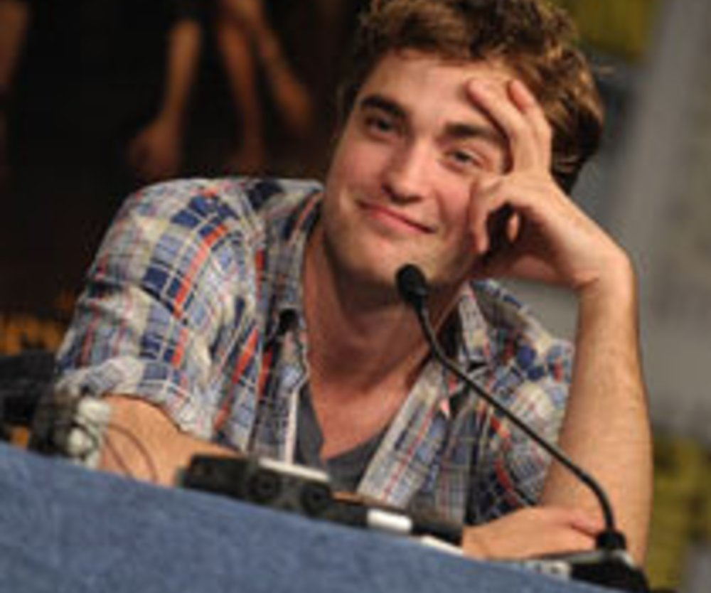 Robert Pattinson sucht Statisten
