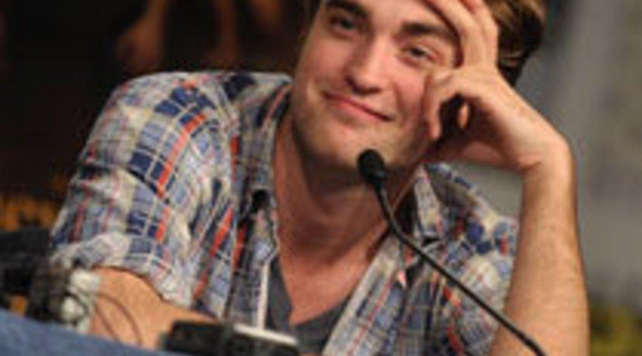 Robert Pattinson sucht Statisten