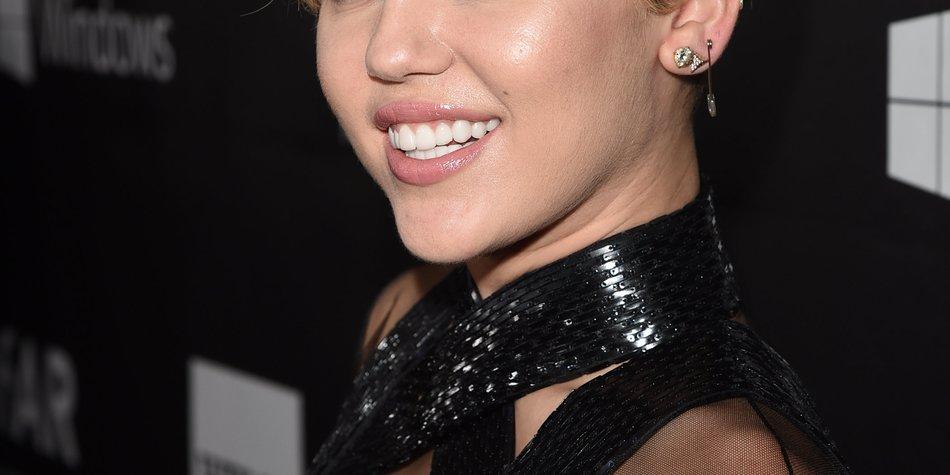 Miley Cyrus hat es schwer erwischt
