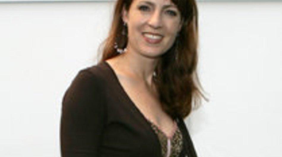 Sportmoderatorin Monica Lierhaus auf dem Weg der Besserung