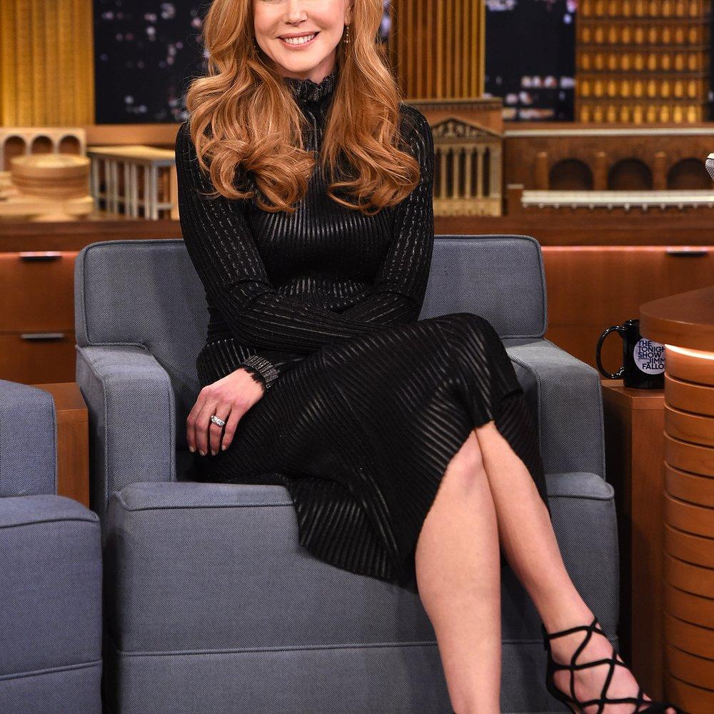 Nicole Kidman: Misslungenes Beinahe-Date mit Jimmy Fallon