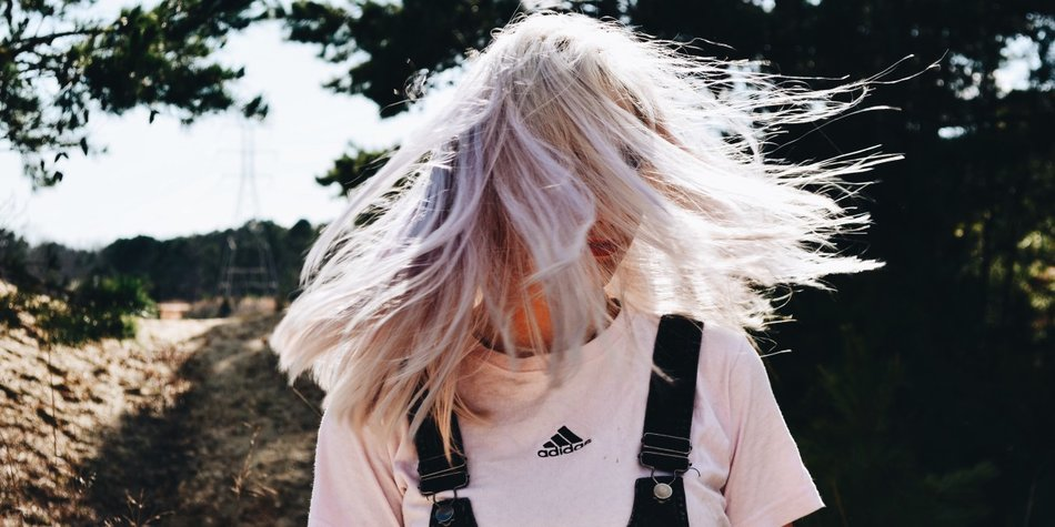 Haarfarbe rauswachsen lassen
