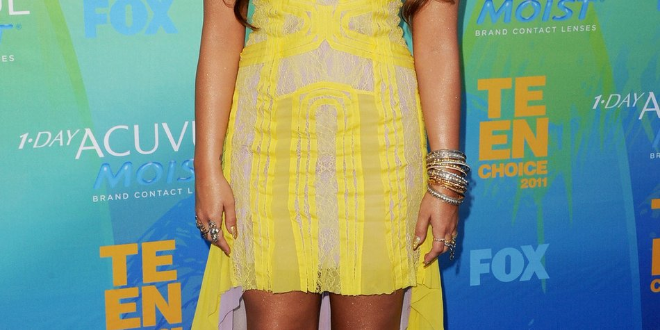 Demi Lovato hatte viele unechte Freunde