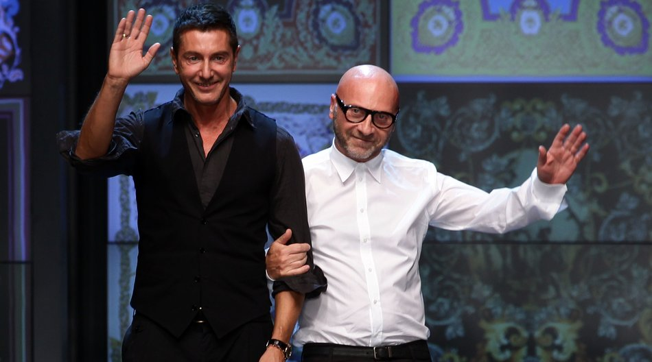 Sneakers von Dolce & Gabbana