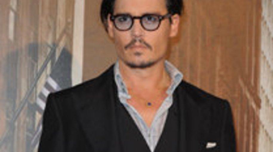 Johnny Depp ist sexiester Filmstar aller Zeiten