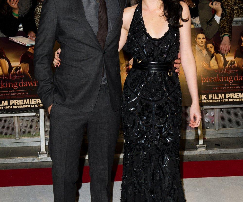 Robert Pattinson zu dick für Kristen Stewart?