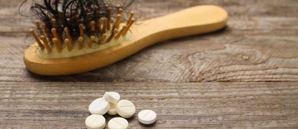 Haarausfall durch Pille