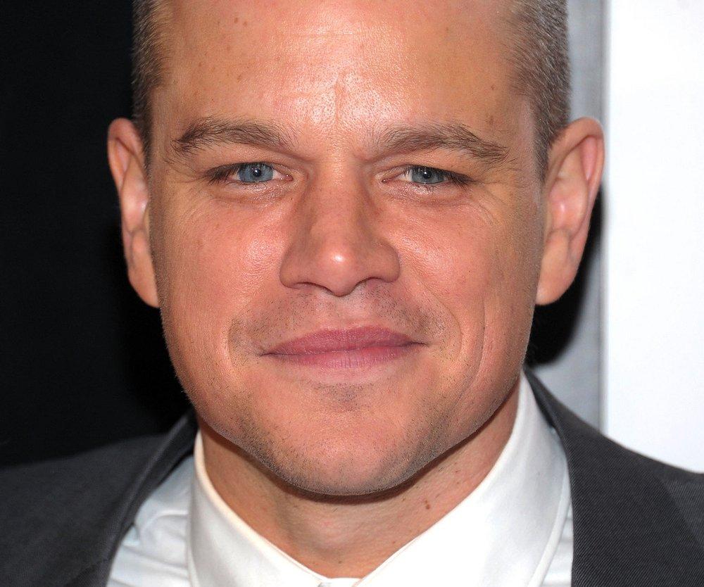 Matt Damon fand Drehbuch peinlich
