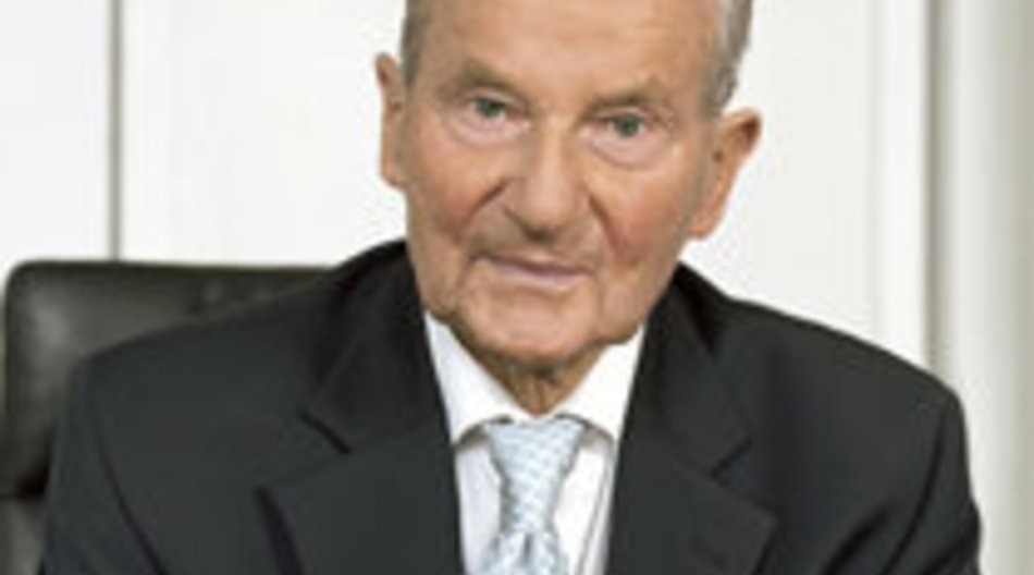 Bertelsmann-Patriarch Reinhard Mohn ist gestorben