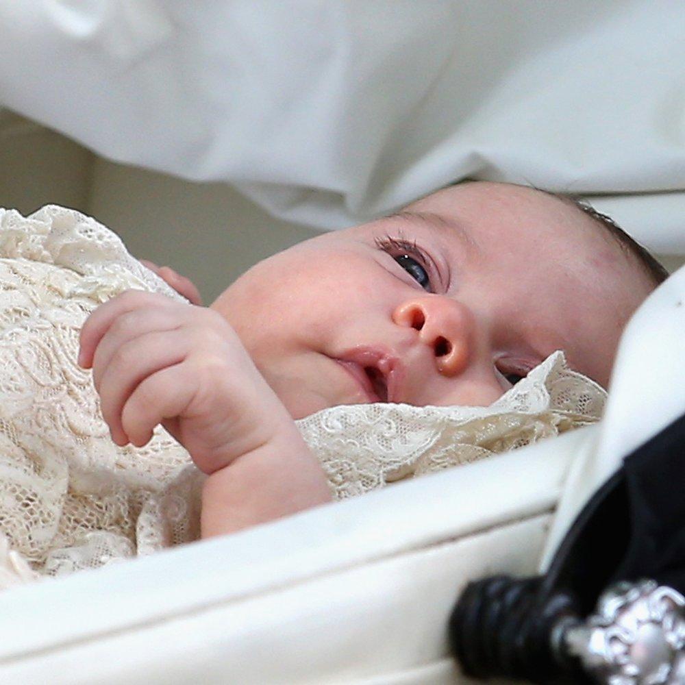 Prinzessin Charlotte: Ihre Taufe war bodenständig und traditionell