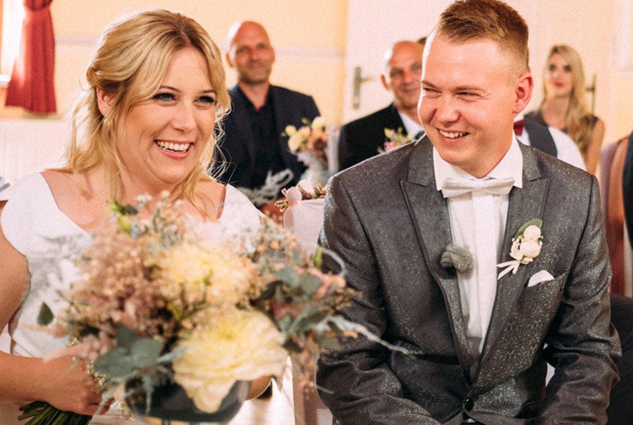 Hochzeit auf den ersten Blick Nicole und David